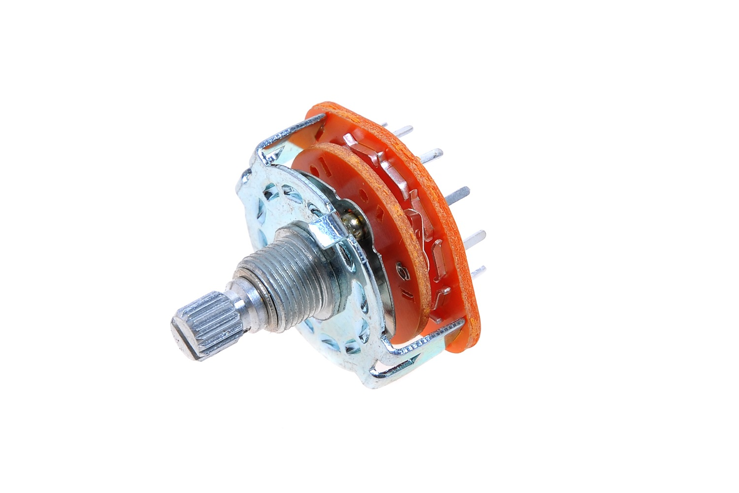 1 POLE 12 POSITION ROTARY SWITCH (1P12T)