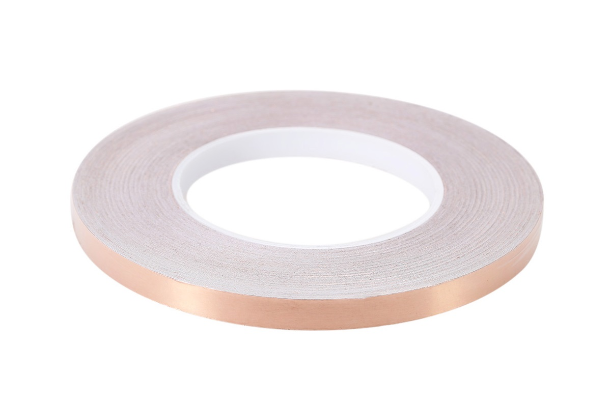 AUTO ADHESIVE COPPER TAPE FOR SHIELDED 10mm