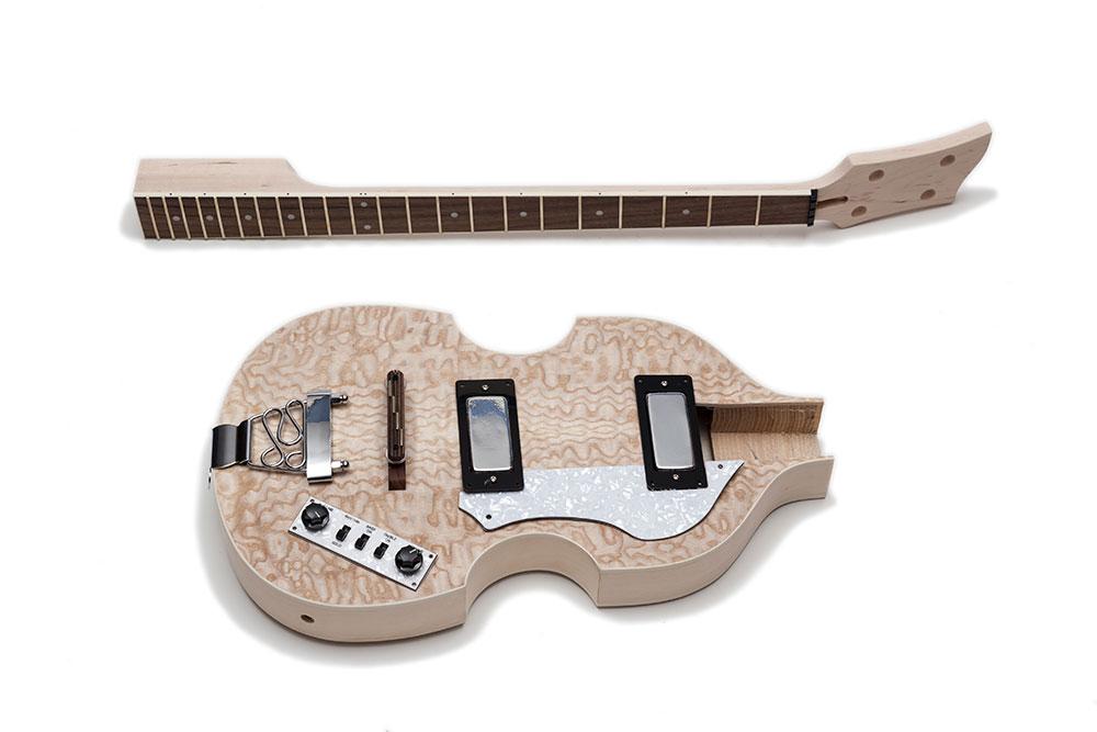 ash h fner electric bass diy kit clandestine guitars tienda online de repuestos de guitarra. Black Bedroom Furniture Sets. Home Design Ideas